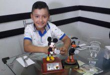 Tenista infantil opita logró un gran 2019 y va por más