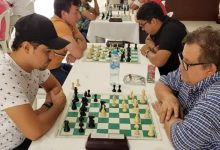Cumplido torneo de ajedrez en Pitalito