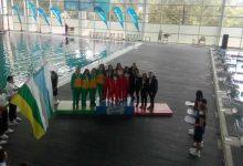 Dos nuevas medallas para la natación con aletas en los Intercolegiados