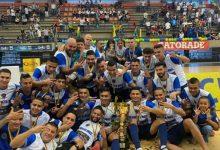 Alianza Platanera, campeón nacional de fútbol sala