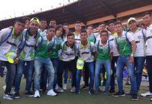 Aston Huila, único sobreviviente opita en la Medellín Soccer Cup