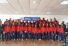 Atletas nacionales intervienen en campamento nacional