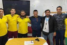 Alejandro Bello habló de su experiencia con la Selección Colombia