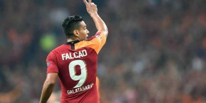Falcao titular con el Galatasaray