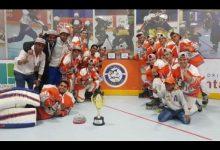 Liga Nacional y Copa Colombia de hockey línea tienen sus campeones