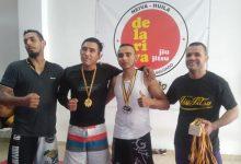 Campeonato regional de combate, todo un éxito
