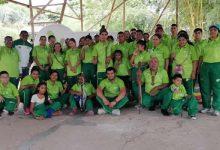 Población indígena de Neiva disfrutó de festival de juegos tradicionales