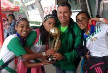 Jugadoras opitas ganaron Pony Fútbol Femenino