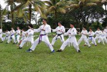 Liga de Karate cumplió campamento en Rivera