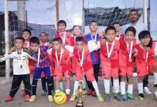 Martires, campeón babys de la Copa Promesas