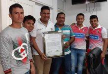 Reconocimiento municipal a EPAO Rivera