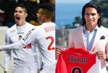 James y Falcao, dentro de los mejores momentos de la década en el Mónaco