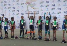 Patinaje colombiano, campeón suramericano en menores