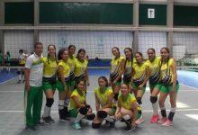 Voleibol femenino infantil, presente en torneo nacional