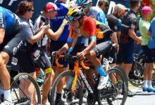 Equipo donde corre ciclista colombiano, preocupado por crisis económica