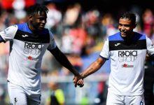 Colombianos le dan los tres puntos al Atalanta