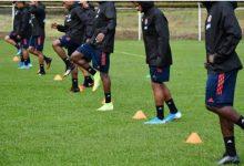 Continúa la preparación con miras a la concentración de la selección Colombia