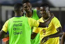 Ecuador dio a conocer sus hombres para juego con Colombia