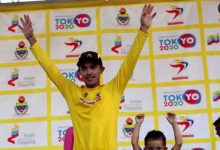 Venezolano Quintero gana cuarta etapa en el Tachira