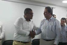 Jorge García, nuevo director del Inderhuila