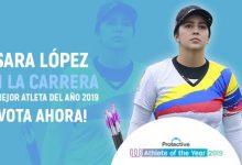 Arquera colombiana, a la final de la Atleta del Año