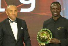 Sadio Mané, elegido el mejor del continente africano