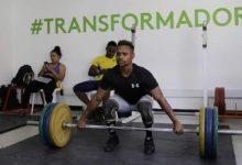 Selección nacional de pesas finaliza concentración en Bogotá