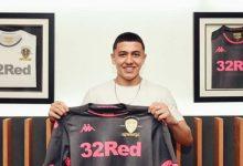 Colombo – británico, presentado en el Leeds United