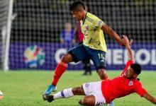 Colombia, a la siguiente fase del preolímpico sub – 23