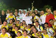 Copa Primero Neiva en Las Granjas, coronó a sus campeones