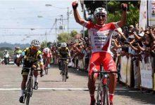 Ciclista colombiano gana etapa en Rwanda