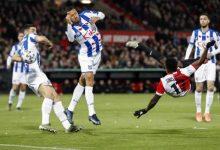 Luis Sinisterra hizo gol con el Feyenoord holandés