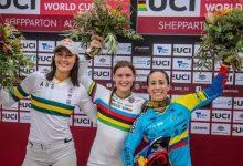 Bronce de Mariana Pajón en ronda de Copa Mundo de BMX