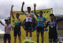 Protagonismo del ciclomontañismo colombiano en Puerto Rico