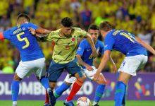 Empate entre Colombia y Brasil en el preolímpico