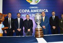 Gobiernos de Argentina y Colombia, comprometidos con la Copa América 2020
