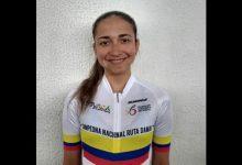 Campeona nacional de ciclismo y su confinamiento en España