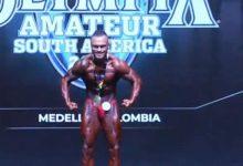 Opita retuvo su título en Mr. Olympia Amateur
