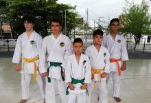 Karate opita, lista para su primera cita del año
