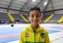 Karateca opita se destacó en evento nacional en Bogotá