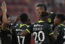 Nacional, a la segunda fase de la Sudamericana