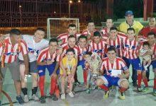 Comfamiliar Huila clausuró torneo de minifútbol empresarial