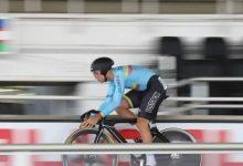 Un colombiano, dentro de los mejores del keirin de la Copa Mundo de pista