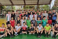 Campamentos de observación de voleibol