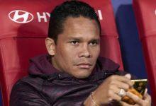 ¿Carlos Bacca, sin acción por el resto de temporada?