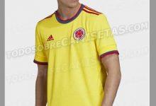 Colombia y su posible nueva camiseta