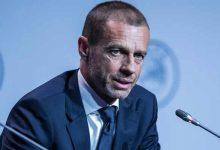 Presidente de la UEFA, confiado en la conclusión de la temporada