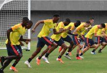 Se viene concentración de la Selección Colombia en octubre