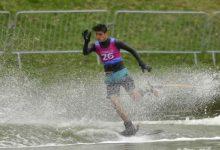 Presencia colombiana en masters de esquí en Australia