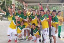 Garzón, campeón departamental del Mil Ciudades